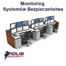 Monitoring systemów alarmowych i wizyjnych