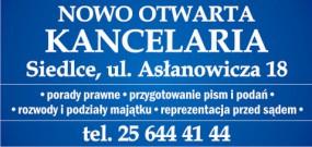 Odszkodowania - pomoc prawna