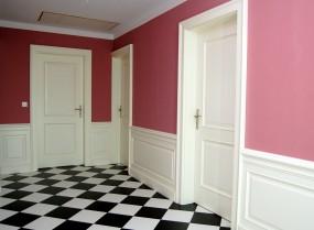 Drzwi w stylu angielskim