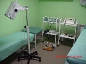 Gabinet rehabilitacji i masażu