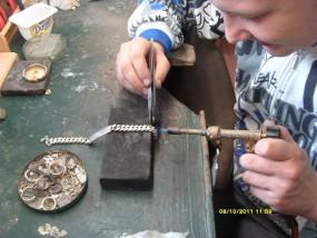 Naprawa biżuterii złotej i srebrnej
