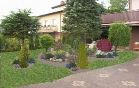Projekt i aranżacja ogrodu