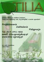 Usługa ogrodnicza