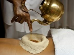 Kathi vasti – terapia przeciwbólowa pleców.