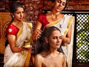 Shiroabhyanga – masaż głowy