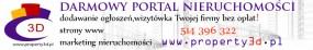 Portal nieruchomości- darmowe dodawanie ogłoszeń