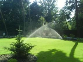 Montaż systemów nawadniania ogrodu