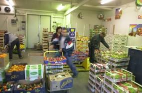 Sprzedaż owoców