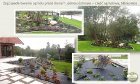 Zakładanie ogrodów przydomowych