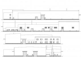 Projekty budynków przemysłowych