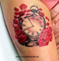 Tatuaż artystyczny