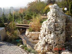 kaskady, fontanny ogrodowe,wodotryski,