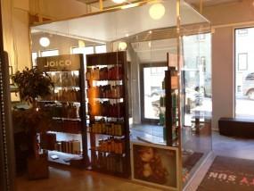 Zabudowy szklane ze szkła hartowanego