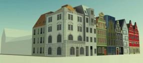 Indywidualne projekty budynków wielorodzinnych