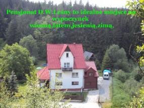 Pensjonat Agroturystyczny w górach Zwardoń
