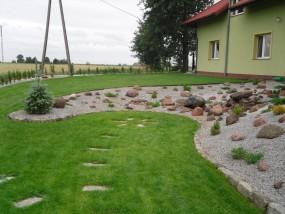 Zagospodarowanie terenów zieleni