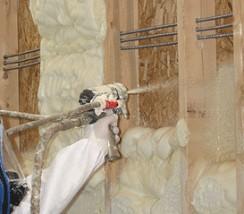 Ocieplanie budynków pianką poliuretanową