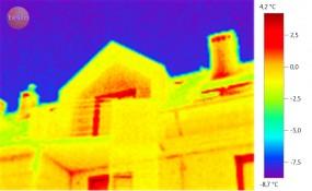 Termowizja,pomiary termowizyjne, świadectwa energetyczne