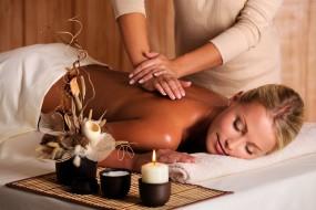 Peeling całego ciała z masażem relaksacyjnym