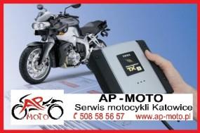 KOMPUTEROWA DIAGNOSTYKA MOTOCYKLA Ap-Moto