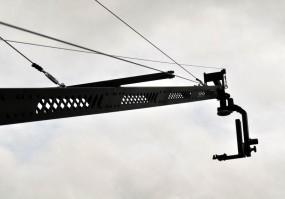 Kran kamerowy Hercules 6,4 m + PanTilt - Wynajem