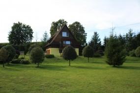Domki na Mazurach