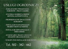 Usługi Ogrodnicze Pełny Zakres