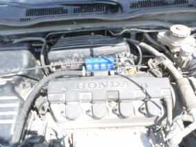 przykładowe silnika zasilane gazem lpg (Hana 2000, Reg omvl)
