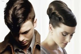 wachlarz usług fryzjerskich
