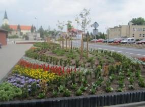 Zagospodarowywanie zieleni miejskiej