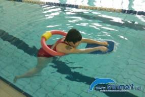 Pływanie dla niepełnosprawnych Nauka pływania