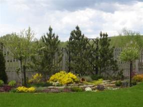 projektowanie i zakładanie ogrodów i terenów zieleni