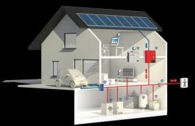 domowe instalacje produkcji energii, panele słoneczne - fotowoltaika