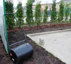 Zakładanie trawników z siewu