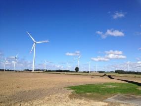 BHP farm wiatrowych