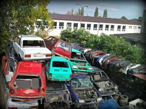 Złomowanie samochodów za gotówkę