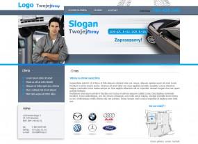 Strona www Motoryzacyjna 5