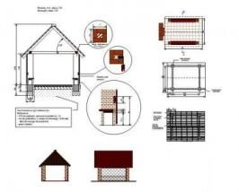 Projekty małej architektury