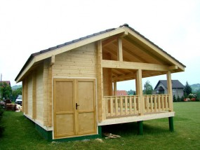 Projektowanie domków drewnianych