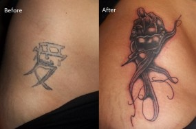 covery tatuaży kozminek