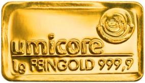 Sprzedaż złota 24 karatowego w sztabkach i monetach