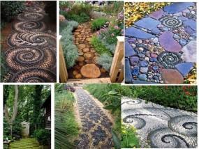 projekt nawierzchni ogrodu