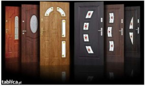 Montaż stolarki drzwiowej