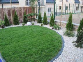 Projektowanie, wykonywanie ogrodów