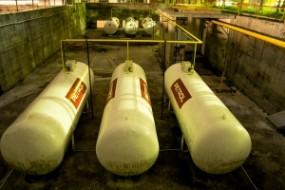 Dystrybucja gazów technicznych