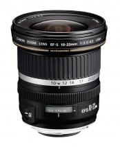 Canon EF-S 10-22mm 3.5-4.5 - Wynajem