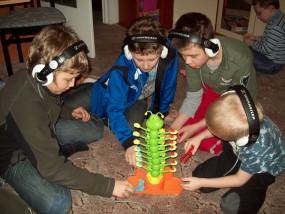 trening słuchowy - metoda Alfreda Tomatisa
