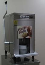 Maszyny do tworzenia lodów kręconych