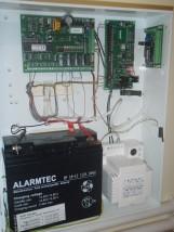 Projekt , montaż i modernizacja instalacji zabezpieczenia obiektów