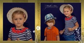 Foto album dziecięcy dzieci